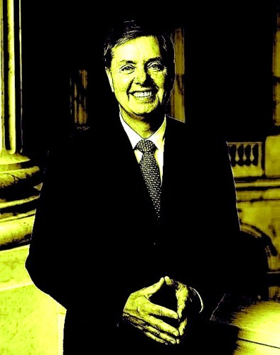 What Evil Lurks in the Hearts of Republicans? Lindsey Knows!