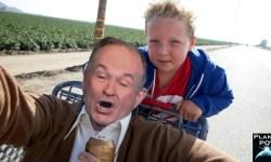 Bad Grandpa O'Reilly
