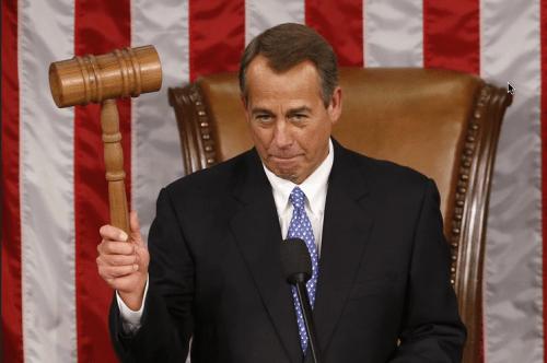 Boehner Gavel