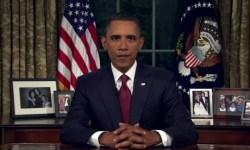 obama oval speech