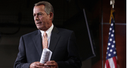 Will Boehner Get The Boot? Not Likely But He Will Remain Hobbled.