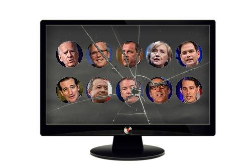 Pres 2016 tv
