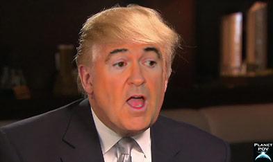 Trump as Huckabee