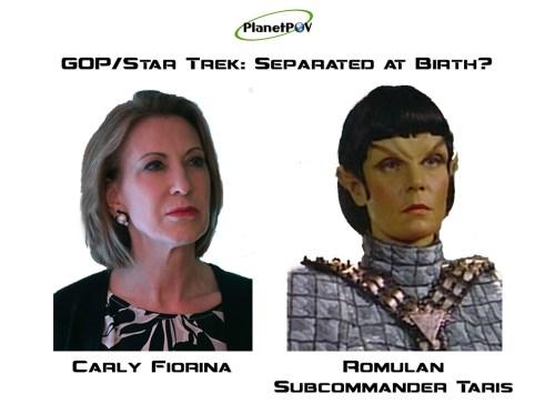 Fiorina Romulan