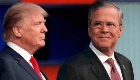 Trump Bush