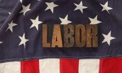 labor flag