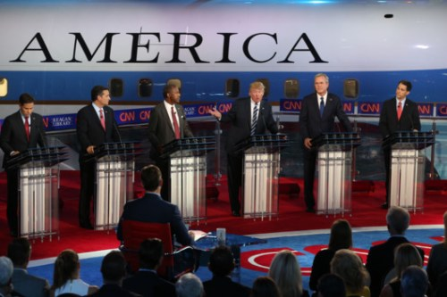 CNN GOP Debate 2015