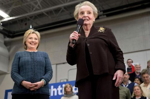 Hillary Albright