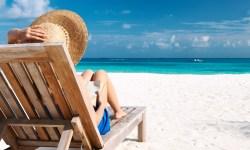 summer beachchair