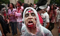 Zombies for Hillary