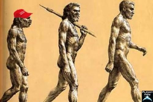 trump-neanderthal
