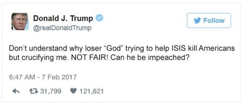Trump Tweet 2