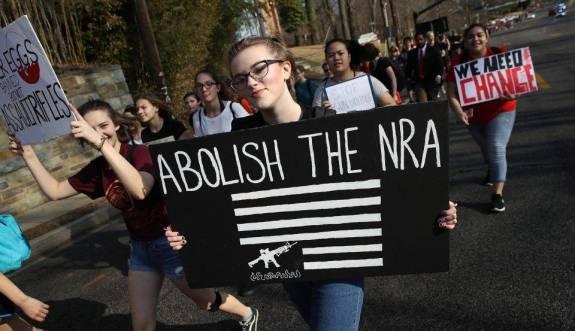 Teens March Against Guns