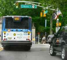 The 655 bus  will stop running between Princeton and Plainsboro as of Sept. 1.