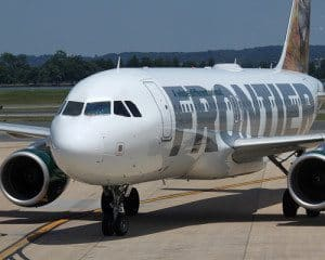 Frontier Airlines Seeking Flight Attendants Based Out Of