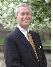 PTS President Craig Barnes will march in solidarity with students Monday.