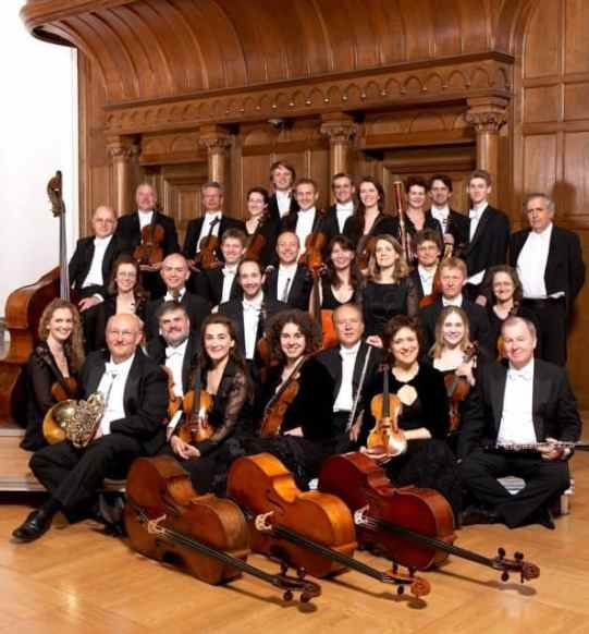 The English Chamber Orchestra will perform at Richardson Auditorium at Princeton University tonight for the 99th birthday of William H. Scheide. The event will raise money for the Community Park Pool.