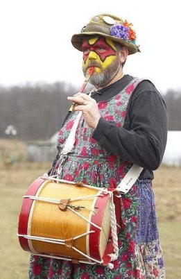 The Handsome Molly Dancers will be at Terhune Orchards Sunday afternoon.