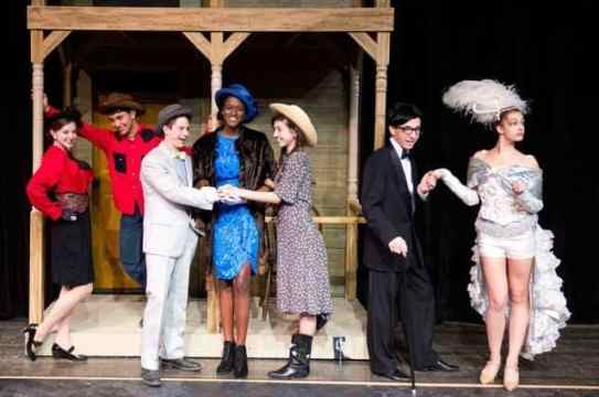 "Stuart Country Day School presents the musical ""Crazy for You"" Friday and Saturday."