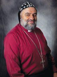 Archbishop Mor Cyril Aphrim Karim