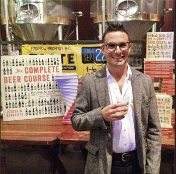 Craft beer expert Joshua Bernstein visits the Princeton Public Library and CoolVines Friday night.