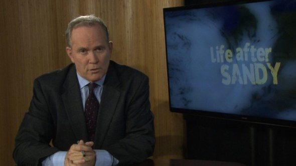 """Jim Hooker is the host of the special """"Life After Sandy"""", which airs on Princeton Community Television on Labor Day."""