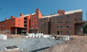 The Lakeside housing project at Princeton University.