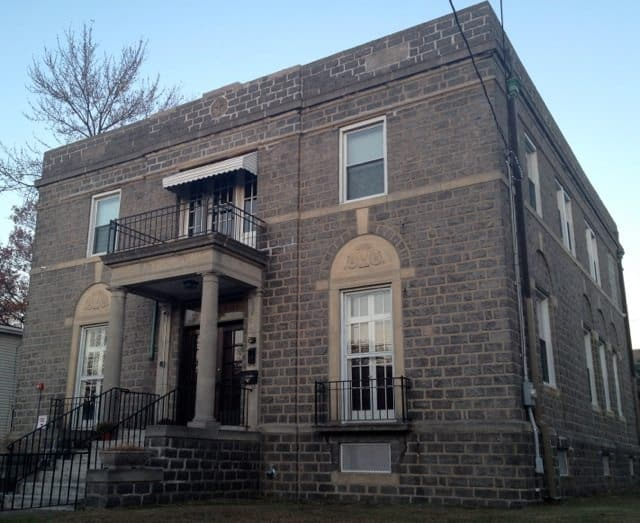 The former rectory for Saints Peter and Paul Church is now a home for teens. Anchor House was able to purchase the building with support from the Ride for Runaways.