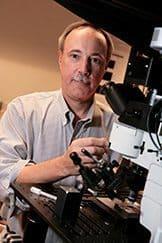David Tank. Photo by Denise Applewhite courtesy of the Princeton University Office of Communications.