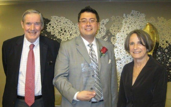 Community Impact Award April 2016
