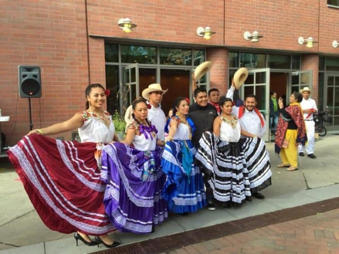 Music, dancing, crafts and more on Hinds Plaza this Sunday in honor of Hispanic Heritage Month.