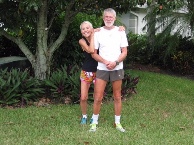 Rebecca and Warren Koontz