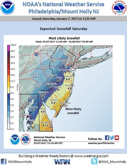 Freezing rain, ice possible Tuesday with windy night; advisories issued