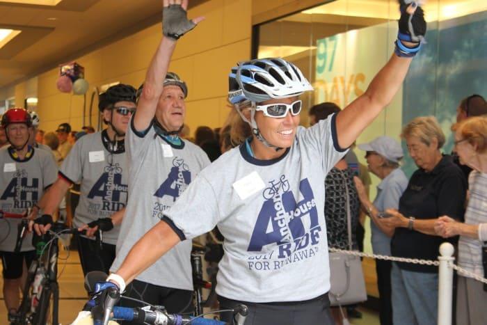 2017 Anchor House Ride for Runaways raises $547,000