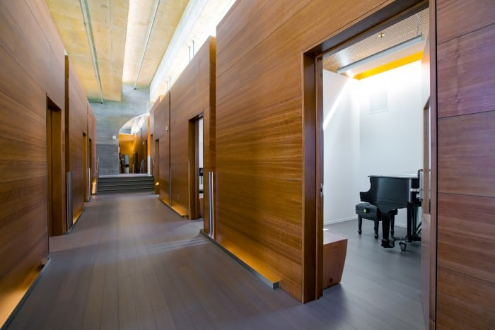 Peter B. Lewis Center for the Arts, a decade in the making, now open at Princeton University