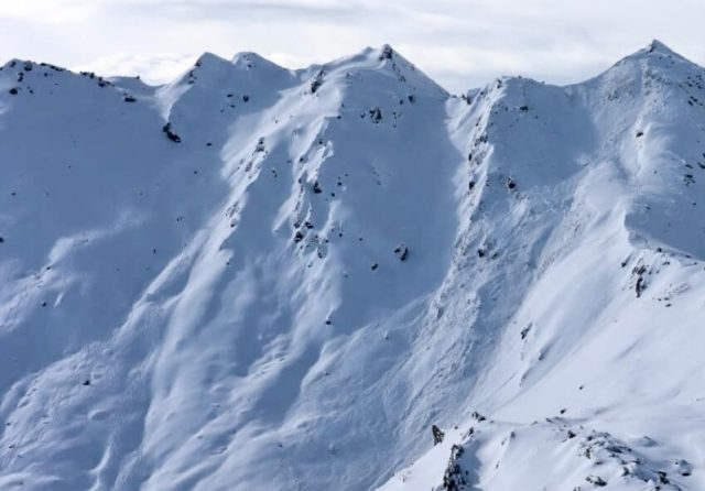 Verbier avalanche