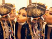 Nicki Minaj And Madonna Lock Lips Backstage At The VMAs!