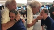 Heartwarming: Father And Son Reunite After 5 Days Apart, You Won't Believe Their Reactions!
