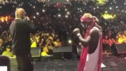 Birdman Apologizes To Lil Wayne During Lil Weezyana Fest!