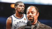 Walt Frazier Says Kevin Durant Will Have An Asterisk Next To His Name For Joining The Warriors!