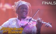 "Brian King Joseph: Violinist Shatters Expectations With ""Heartless"" – America's Got Talent 2018"