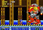 Video Game Classic: Sonic The Hedgehog 2 (Boss Battles)
