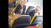 """SMH: Racist Man Refuses To Sit Next To A Black Woman On A Plane In Europe, Calls Her An """"Ugly Black B*stard!"""""""