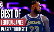 Best LeBron James Passes To Himself