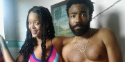 Leaked Trailer Of Donald Glover & Rihanna's Upcoming Film 'Guava Island'!