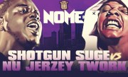 SHOTGUN SUGE VS NU JERZEY TWORK SMACK RAP BATTLE | URLTV