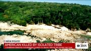 American Man Killed By An Isolated Tribe While Trying To Visit Remote Indian Island!