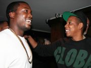"Meek Mill Admits JAY-Z Accidentally Played Drake's ""Back To Back"" During Double Date"