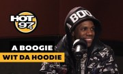 A Boogie On How He Cleared Michael Jackson Sample + Calls 'Hoodie SZN' Album Of The Year