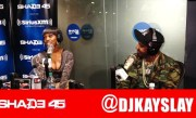 Benny The Butcher Interview with Dj Kayslay at Shade45